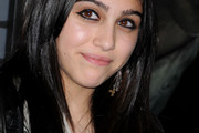 Lourdes Leon Long Straight Cut