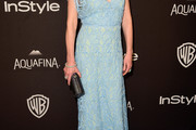 Mireille Enos Lace Dress