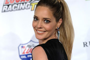 Christina Moore Ponytail