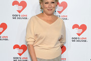 Bette Midler V-neck Sweater