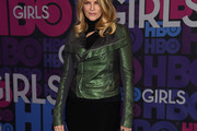 Kirstie Alley Motorcycle Jacket