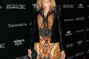 Maggie Grace Print Dress