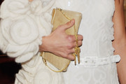 Margherita Granbassi Leather Clutch