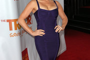 Megan Hilty Bandage Dress