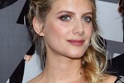 Melanie Laurent Long Braided Hairstyle