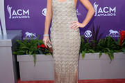 Ashley Monroe Beaded Dress