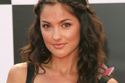 Minka Kelly Long Partially Braided