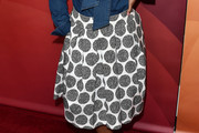 Yvette Nicole Brown Knee Length Skirt