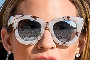 Rachel Mccord Print Sunglasses