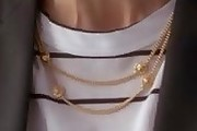 Jeanne Tripplehorn Layered Gold Necklace