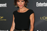 Lisa Rinna Fitted Blouse