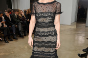 Christina Ricci Lace Dress