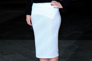 Imogen Poots Pencil Skirt