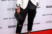 Aisha Tyler Satin Pants