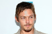 Norman Reedus Messy Cut