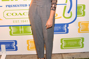 Olivia Thirlby High-Waisted Pants