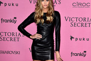 Kate Grigorieva Leather Dress