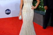 Brooke Burke Mermaid Gown