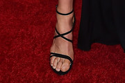 Romee Strijd Strappy Sandals