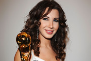 Nancy Ajram Long Curls