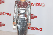 Hong Chau Sequin Dress