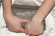 Maya Erskine Beaded Clutch