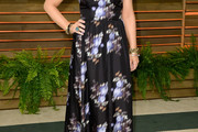 Amy Poehler Halter Dress
