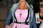 Katie Price Denim Jacket