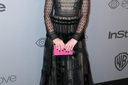 Kathryn Newton Lace Dress