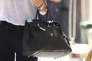 Miranda Kerr Leather Tote