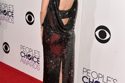 Desi Lydic Beaded Dress