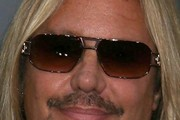 Vince Neil Rectangular Sunglasses