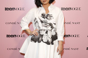 Demi Lovato Shirtdress