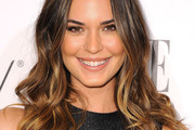 Odette Annable Long Wavy Cut