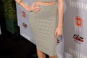 Odette Annable Pencil Skirt
