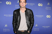 Mark Salling Leather Jacket