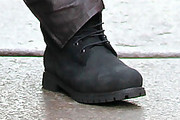 Kanye West Combat Boots