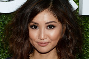 Brenda Song Medium Wavy Cut