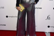 Busy Philipps Wide Leg Pants