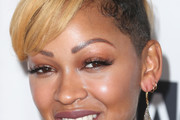 Meagan Good Short Side Part