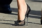 Selena Gomez Evening Pumps