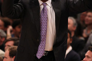 Avery Johnson Dotted Tie