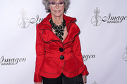 Rita Moreno Fitted Jacket