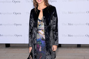 Jill Hennessy Evening Coat