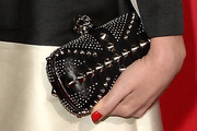 Felicity Blunt Studded Clutch