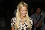 Paris Hilton Long Partially Braided
