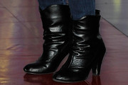 Pattie Mallette Mid-Calf Boots