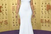 Padma Lakshmi Halter Dress