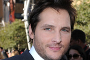 Peter Facinelli Spiked Hair