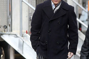 Peter Facinelli Pea Coat